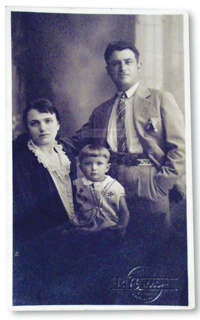 Pesaro - Famiglia Carlo Ortolani