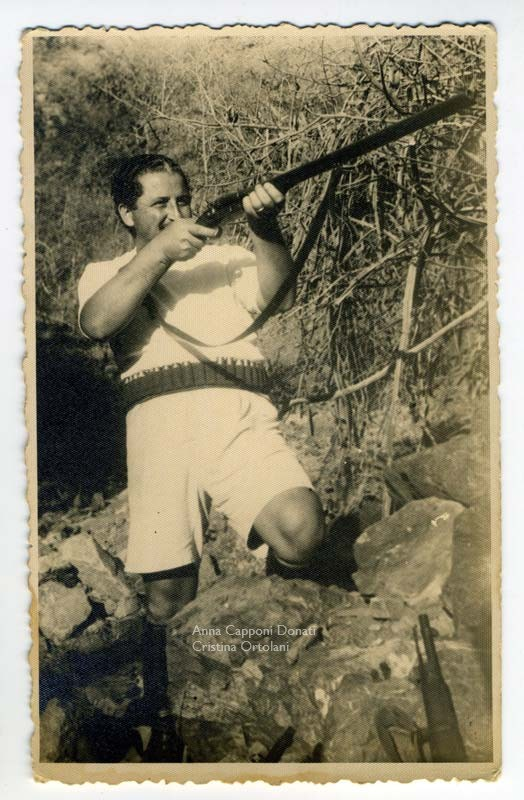Luigi Scipioni, maggio 1938