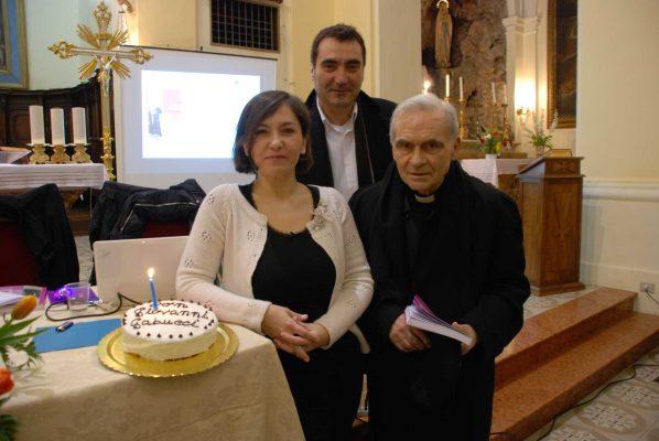 """SAnt'Angelo in Lizzola - 26 febbraio 2011 - Presentazione del libro """"Giovanni GAbucci. Il facchino della Diocesi"""""""