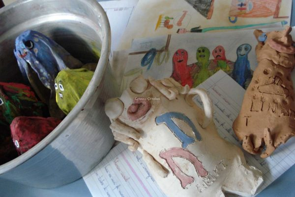 Memoteca Pian del Bruscolo - Laboratori didattici Caccia alle tracce