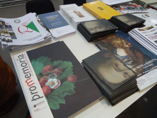 """Torino, Salone del Libro, 19 maggio 2013. Presentazione di """"Promemoria"""""""