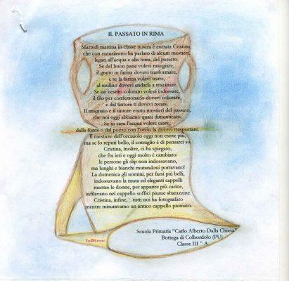 Caccia alle tracce - la filastrocca di Cristina