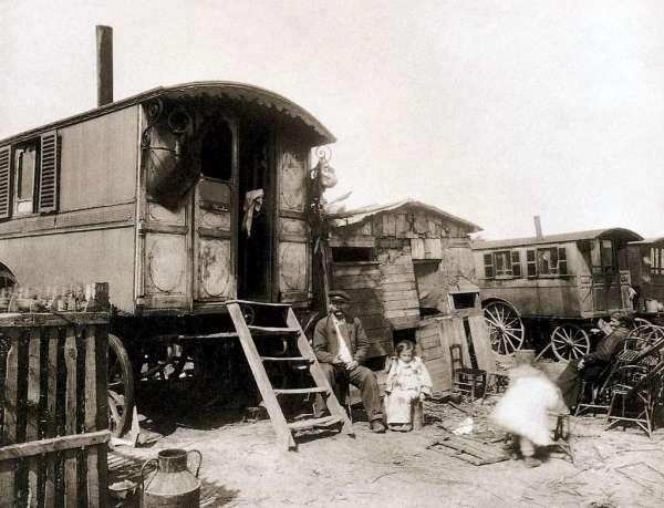 Le village d´Ivry, extra- muros ( 13 arr), 1910 ..- EUGÈNE ATGET