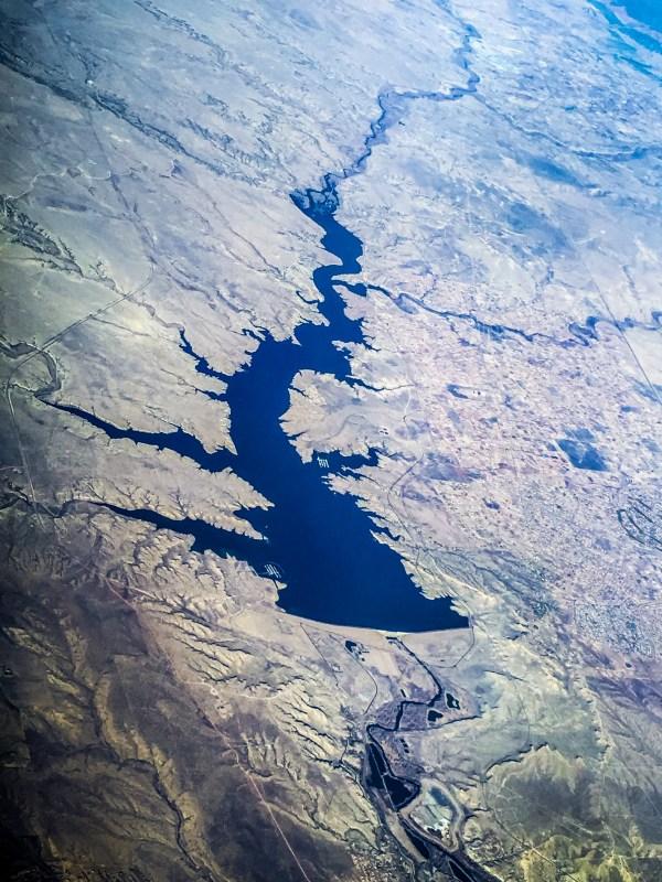 The Medicine Creek Reservoir State Recreation Area