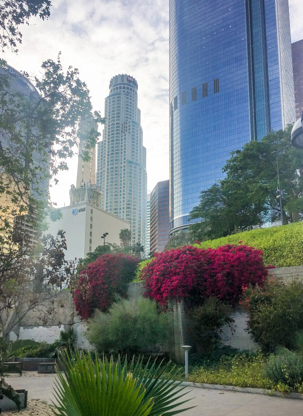 Downtown Los Angeles - Cristina Photography