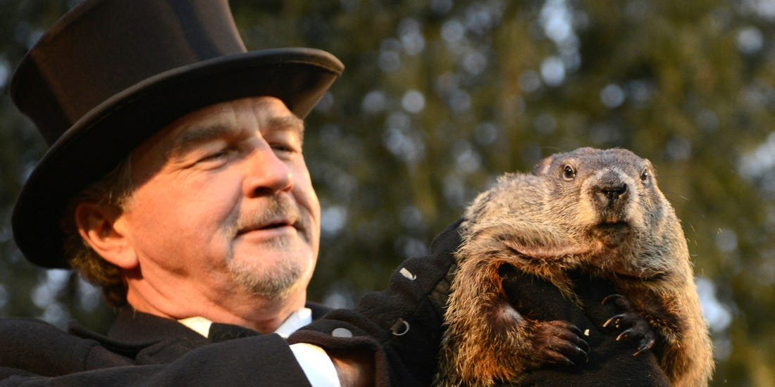 Engagement and Groundhog's Day