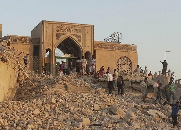 El palacio de Senaquerib, hallado bajo la tumba de Jonás destruida por Estado Islámico: nueva confirmación bíblica