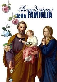 benedizione delle famiglie 2021