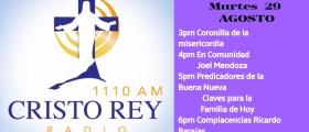En VivoMart 29 Agosto 3pm a 7pm
