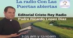 Reflexión Padre Ricardo López Díaz