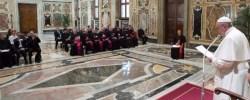 """El Papa: """"Me preocupa los signos de intolerancia, discriminación y xenofobia hacia los migrantes"""""""