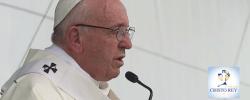 Aliento del Papa a artistas del espectáculo itinerante: sean mensajeros de la alegría de Dios