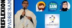 "Padre Sam – Â¿CÃ""MO SALES DE LA IGLESIA?"