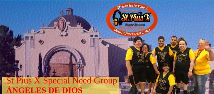 Ángeles de Dios  - DIA Disability Integration Act -Sábado 16 Febrero 2019