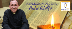 Padre Adolfo –  ¡Carga sólo amor!