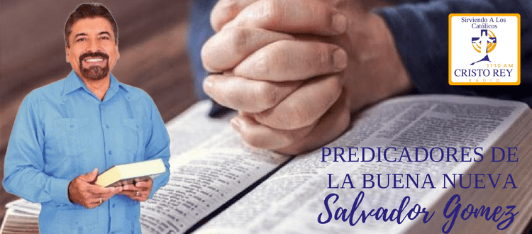 Salvador Gomez -  ¿A quiénes buscó primero Jesús Resucitado?