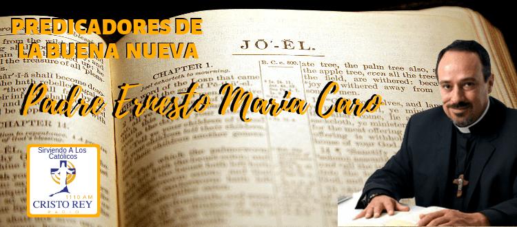 Padre Ernesto Caro -  Tú Eres el Buen Pastor
