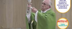 Papa: den testimonio y rompan los hábitos para dar a conocer la misericordia