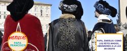 Papa, Ángelus: Como los Reyes Magos, abrámonos a la luz de Cristo