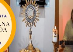HORA SANTA  CON HERMANA GLENDA COVID19 – ¡Sigamos orando unos por otros!