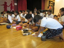 Bukit View Primary School author visit-8