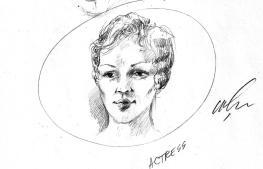actress-character-sketch-i