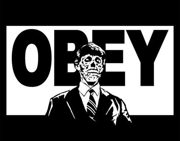 obey poster