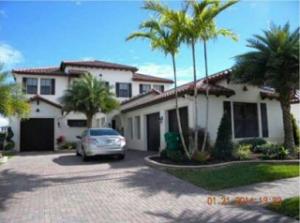 Esta es la mansión ubicada en Cooper City,  en el condado de Broadward en la Florida, Estados Unidos.