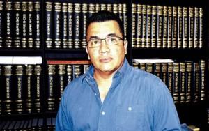 Eduin Romero, presidente del IPP