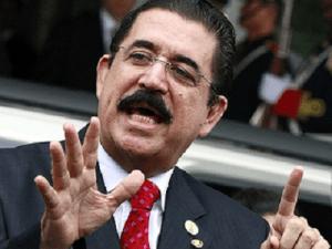 Manuel Zelaya Rosales pide plebiscito para consultarle al pueblo si quiere la CICIH