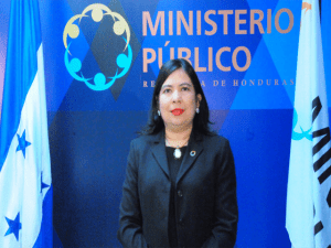 Fiscal de Defensa de la Constitución Tania Fiallos