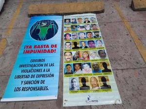 En la última decada han sido asesinados 63 periodistas y comunicadores sociales