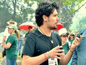 Ricardo Ellner, periodista hondureño