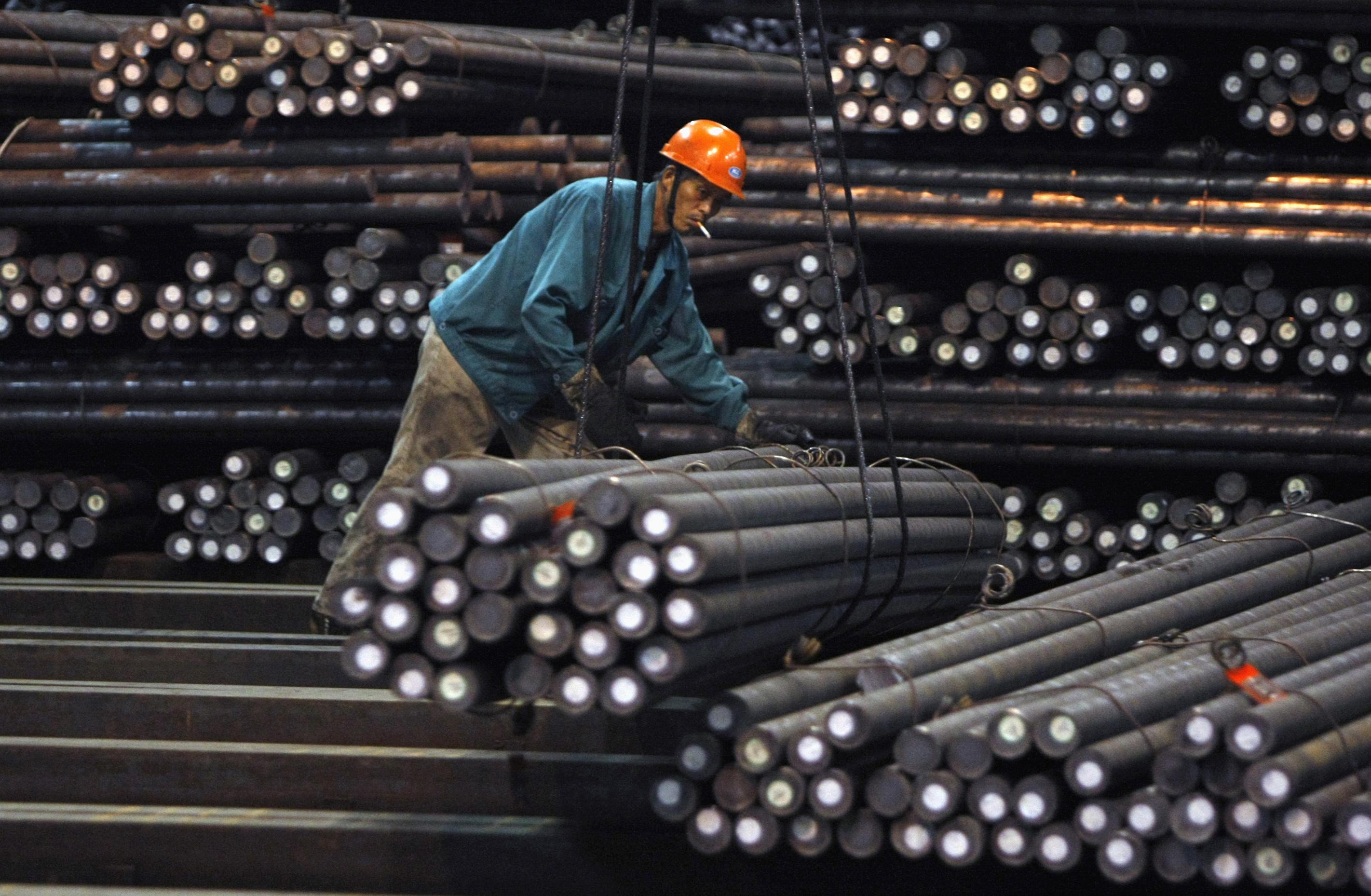 industria del acero- Criterio Hidalgo