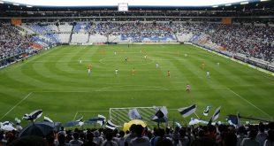 Afición en el estadio Hidalgo, hasta semáforo amarillo: autoridades