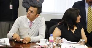 Existen condiciones parareanudar proceso electoral: Alcalá Montaño