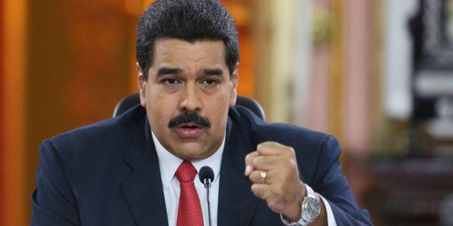 """EU inculpa de """"narcoterrorismo"""" a Maduro y ofrece 15 millones por arresto"""