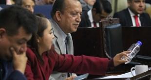 Diputados de Morena manifiestan inconformidad con designación de concejos