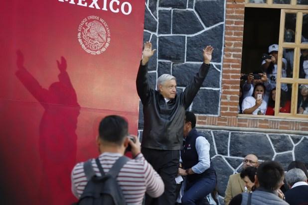 Por Mexe no se cerrará la politécnica: López Obrador