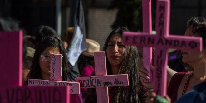 Asesinan a cinco mujeres durante el Día de la Mujer