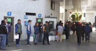 Prohíben en Hidalgo el comercio de combustible en garrafas