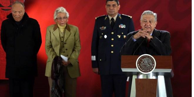 Agradece López Obrador resistir filas