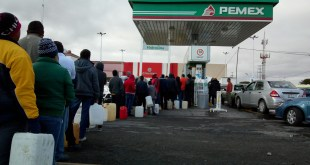 Rentan a personas para comprar hidrocarburo en Pachuca