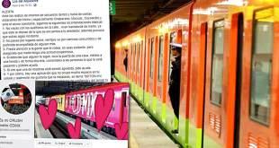Mapean por intento de secuestro en Metro en el metro de la CDMX