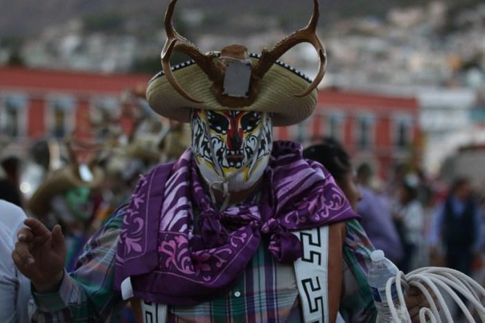 Buscan que Carnaval de Calnali sea declarado patrimonio de Hidalgo