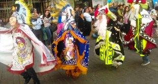 Este fin de semana, el carnaval de Camelia, en Pachuca