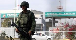 Sin presencia de la Marina, en zonas huachicoleras de Hidalgo