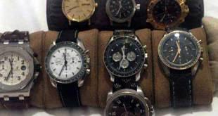 Estos son los relojes del 'Mono' Muñoz valen $30 millones
