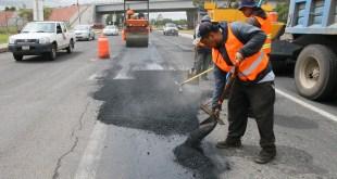 La constructora Conaso se encargará de los baches en Pachuca