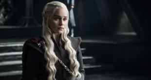 Dice adiós a Khaleesi